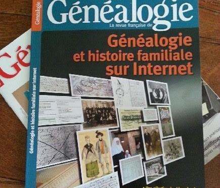 La Revue Française de Généalogie…
