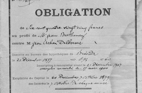 #ChallengeAZ… O comme Obligation…
