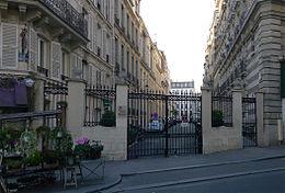 La Cité Malesherbes…