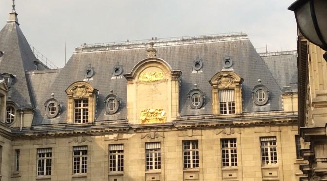 La Sorbonne…