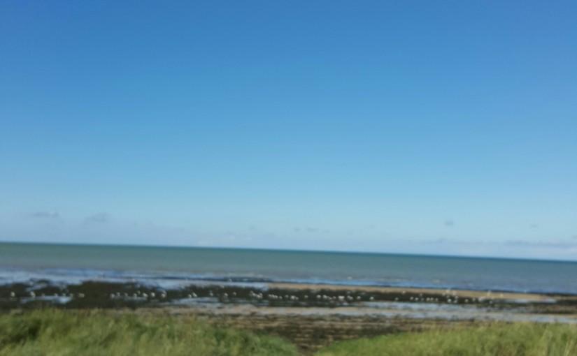 Juno Beach, hommage au Canada…