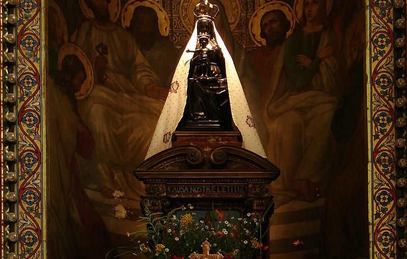 #Généathème : Mes ancêtres picards et le pèlerinage de Notre-Dame de Liesse…