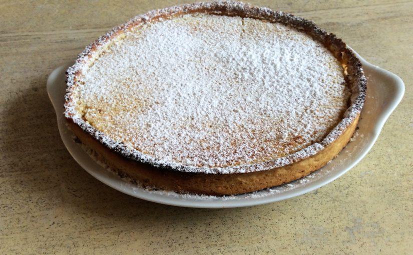 #MaCuisineAncestrale… La tarte au citron…