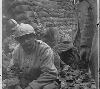 #Généathème : Jean-Marie, Poilu en 1914-1918…