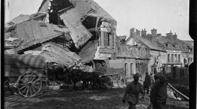#Généathème : La Première Guerre Mondiale… et mes ancêtres picards !