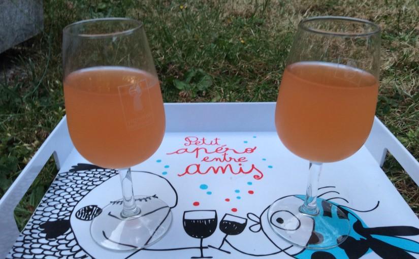 #ChallengeAZ… V comme Vin d'orange…
